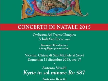 Fondazione Cariverona – Concerti di Natale 2015