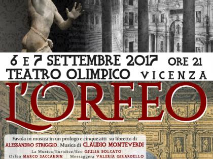 L'Orfeo – Claudio Monteverdi